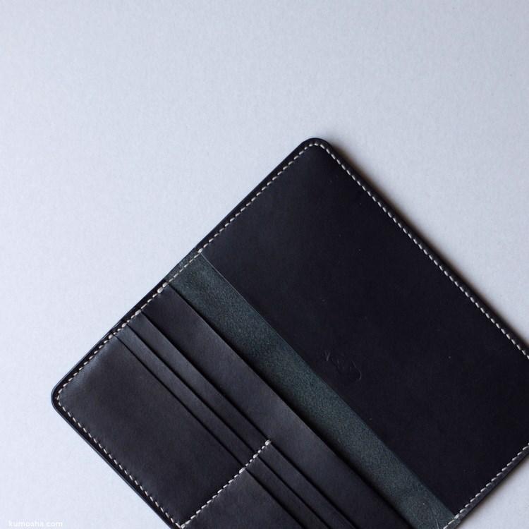 kumosha's handstitched leather longwallet01