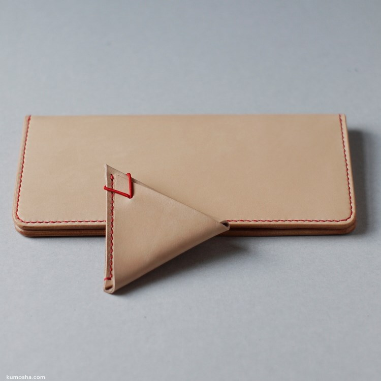 kumosha's full handstitched long wallet01