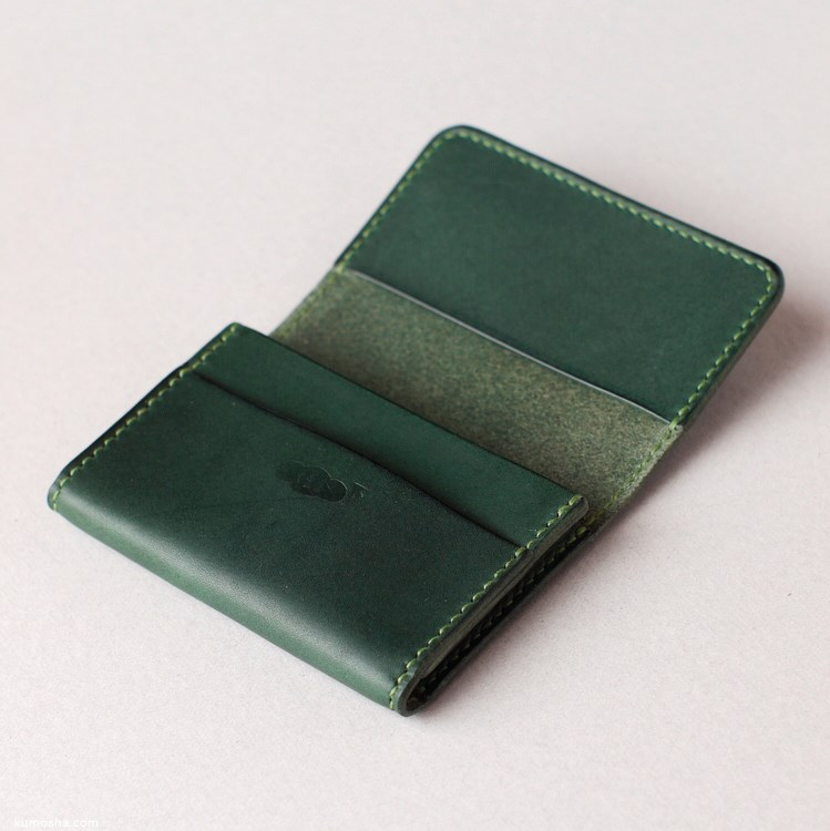 kumosha's hand stitched leather card case02