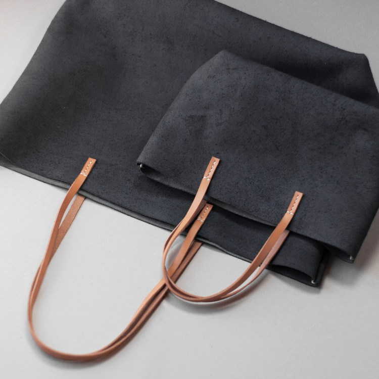 kumosha's leather tote bag gyomuA