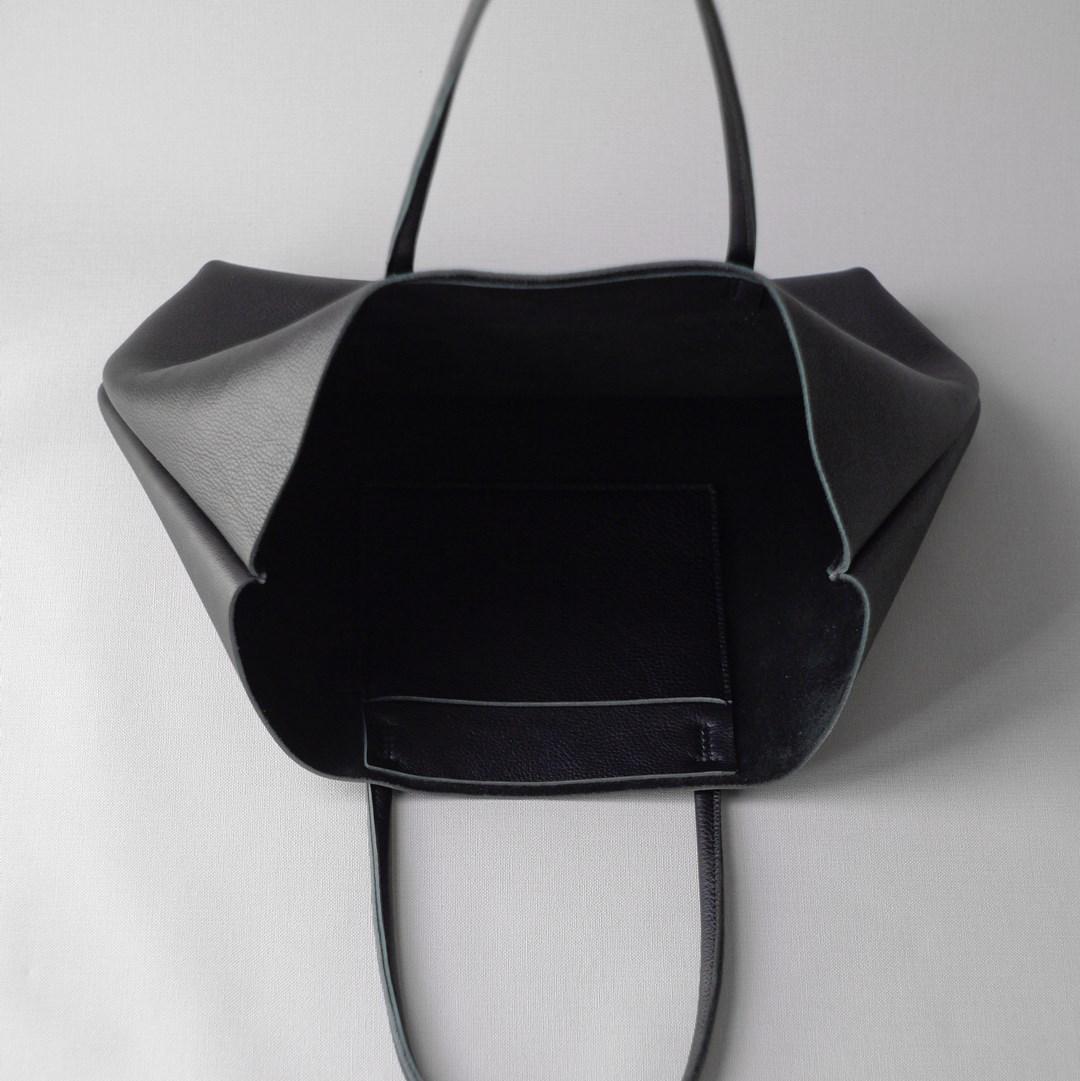 kumosha leather tote bag gyomuA SL