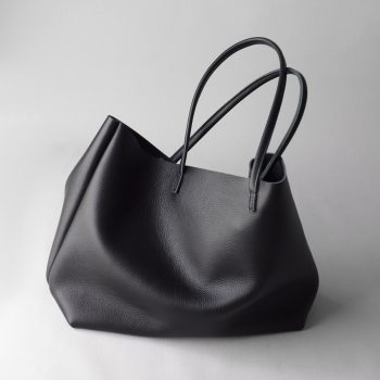 kumosha leather tote bag gyomuA SL