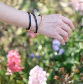 kumosha leather bracelet