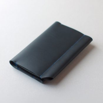 kumosha hand stitched leather hobonichi techo cover type 01