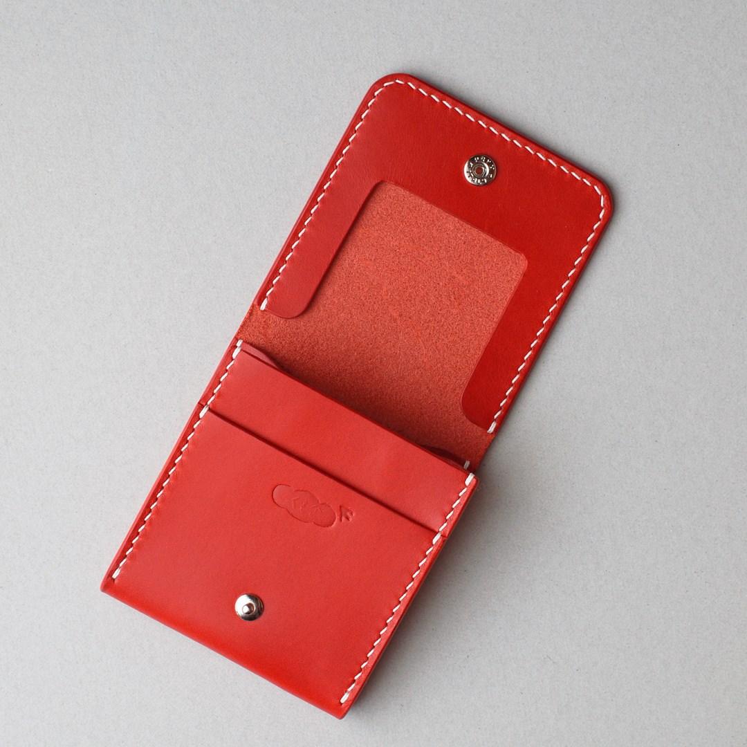 kumosha leather coin case type02