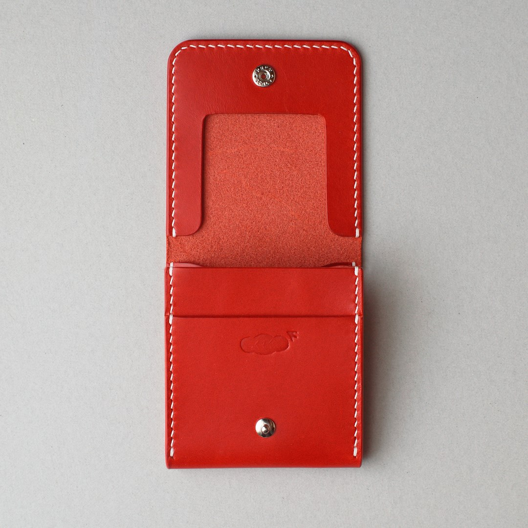 kumosha leather coin case type02