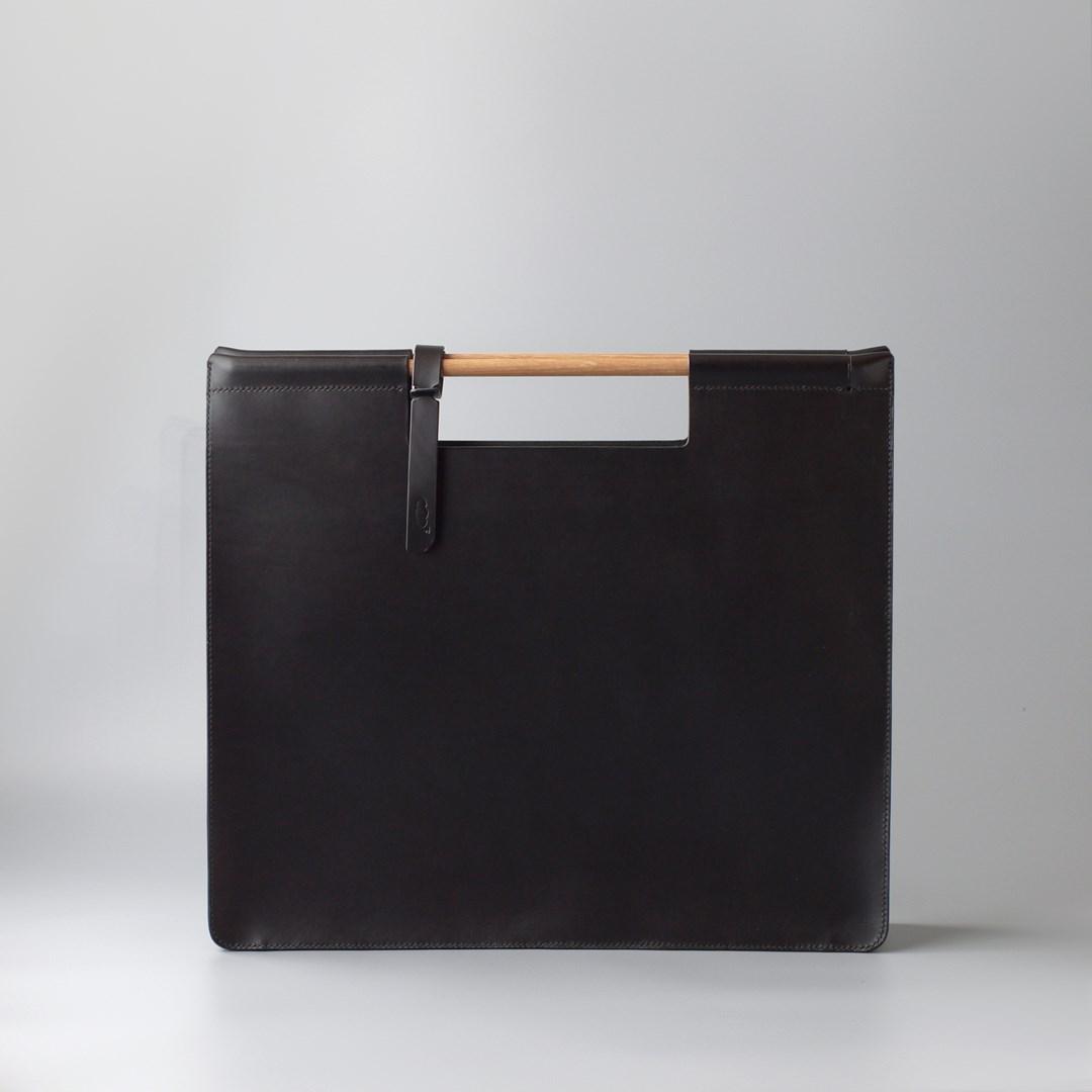 kumosha leather document case A3
