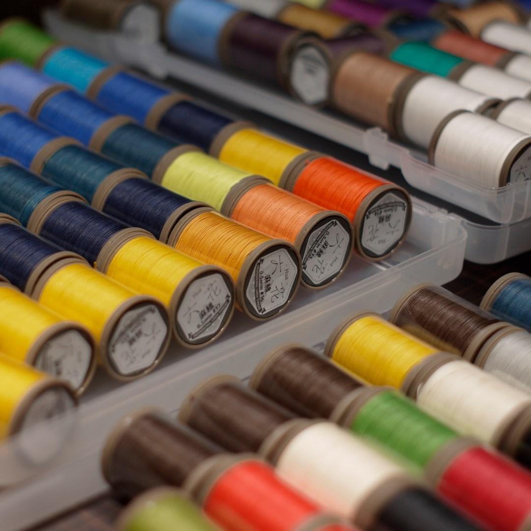 年末年始の営業と来年からの六花手縫いリネン糸の販売について