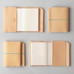 生成りのほぼ日手帳オリジナルカバーをつくる