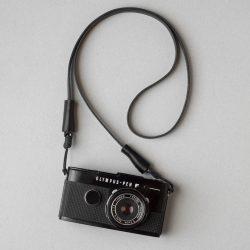 【くも舎】カメラストラップ3型