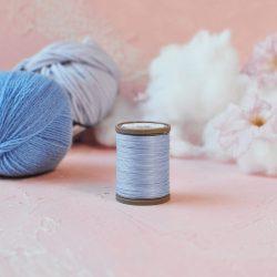 六花手縫いリネン糸に涼やかな新色登場です