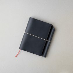 紺のMDノートカバー文庫サイズをつくる