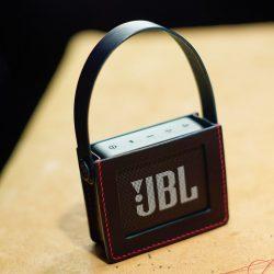 JBL GO2キャリングケースとカメラストラップをつくる