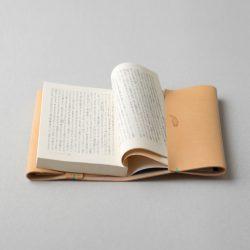 生成りのブックカバー1型をつくる