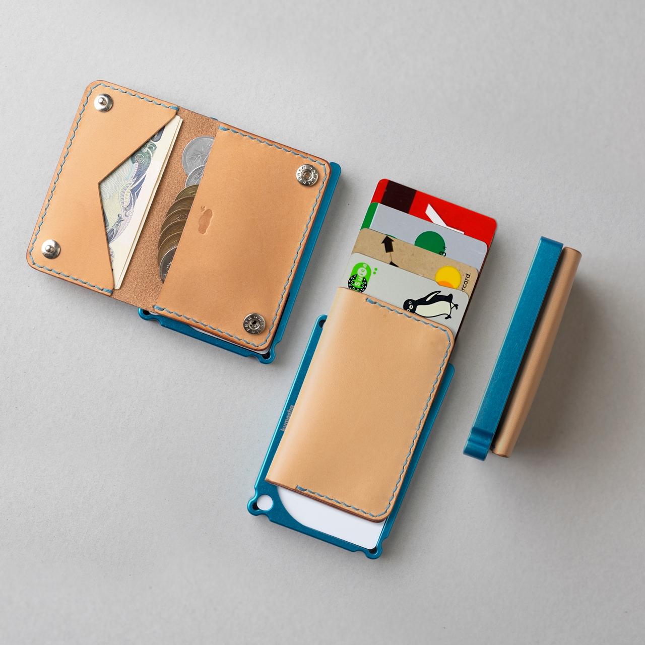 ☁ミニマリスト財布1型