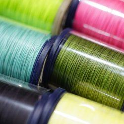 六花ポリエステル編織糸の販売を開始しました