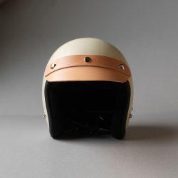 ヘルメットのカスタムついでにバイザーをつくる