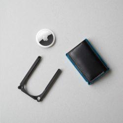 AirTagポケット付きのミニマリスト財布1型をつくる
